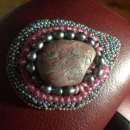 Ola's brooch