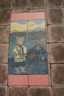 Footpath tile
