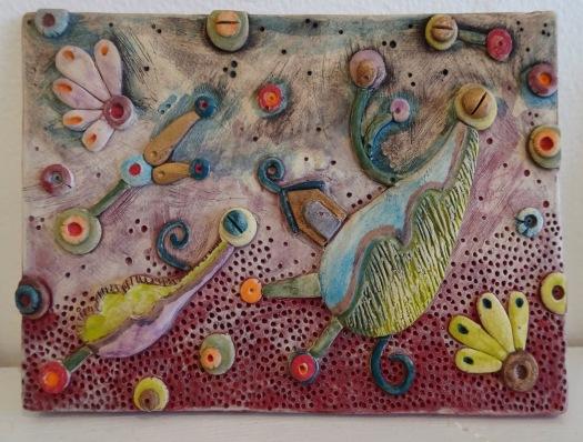 "Melissa Gabelle "" Homage to Kandinsky"""
